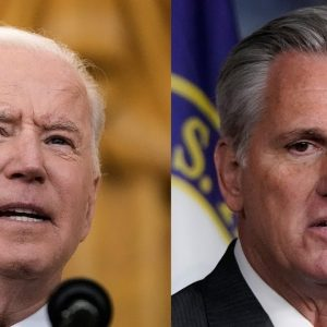 McCarthy Leads Roundtable On 'IRS Surveillance' Proposal From Democrats