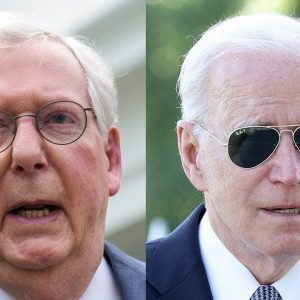 McConnell Rips Into Biden For A 'War' On Coal And Natural Gas