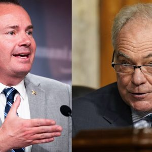 Mike Lee And Tim Kaine Debate Transparency In Covid-19 Research Bill