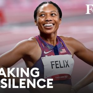 What Inspired Allyson Felix To Break Her Silence And Stand Up For Pregnant Athletes | Forbes