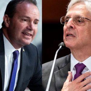 JUST IN: Mike Lee Questions Garland About Loudon County School Sexual Assault