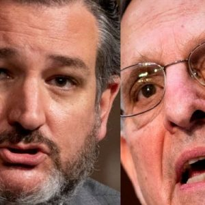 JUST IN: Ted Cruz Accuses AG Merrick Garland Of 'Apparent Conflict Of Interest'