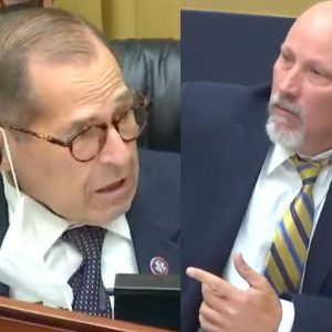 Nadler Asks Chip Roy: 'What Do You Use Semi-Automatic Weapons For?'