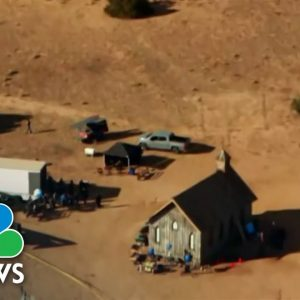 New Details In Fatal Shooting On 'Rust' Movie Set