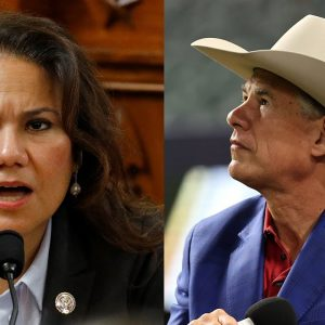 'He Gave My Community His Word': Veronica Escobar Says States Can't Be Trusted To Make Safe Gun Laws