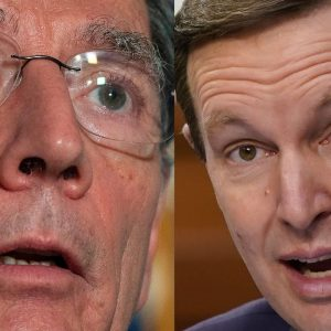 'Spare Me The Righteous Indignation': Murphy Fires Back At Barrasso After GOP Block Nominees