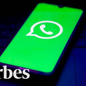 WhatsApp's New Innovative Feature Leads Google In Security | Straight Talking Cyber | Forbes
