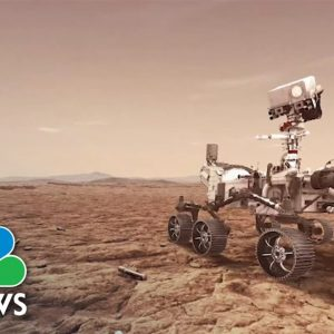 Perseverance Rover Finds Evidence Of Ancient River on Mars
