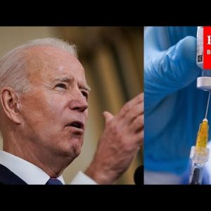 'Huge Abuse Of Federal Power': GOP Governor Pledges To Fight OSHA COVID-19 Vaccine Requirements