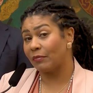 JUST IN: San Francisco Mayor London Breed Responds To Viral Videos Of Retail Theft, Closing Stores