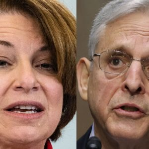 'People Are Afraid': Amy Klobuchar Questions Garland About Threats To Election Workers