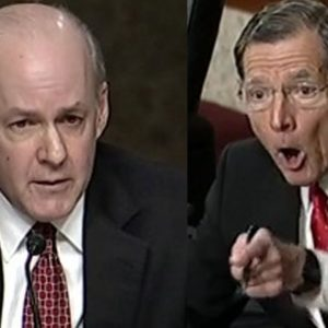 'Pay Attention!': Barrasso Explodes At Witness During Questioning On Afghanistan Withdrawal