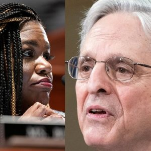 'Do You Think That Law Enforcement Officials Are Above The Law?': Bush Grills AG On Police Shootings