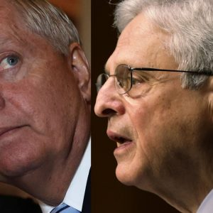 'Are You Aware Of The Caravan?': Lindsey Graham Confronts Garland Over Migrant Crisis