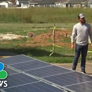 'We Didn't Worry': Renewable Energy May Be Solution For Those Vulnerable To Power Outages