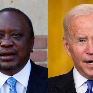 Biden To Meet With Kenyan President, Whose Massive Offshore Holding Were Exposed In Pandora Papers
