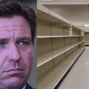 'Bring Your Goods Here': DeSantis Says He Will Address Supply Chain Crisis