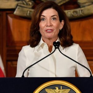 Kathy Hochul Provides Timeline For When New Yorkers Can Get Children 5-11 Vaccinated
