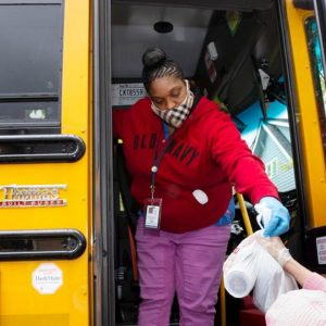 National School Bus Shortage Escalates: States And Districts Threaten Return To Virtual School