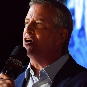 'Now One Of The Safest Places In The Entire Country': De Blasio Touts COVID-19 Vaccination Milestone