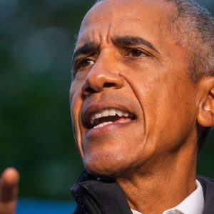 Obama Defends School Boards 'Just Trying To Keep Our Kids Safe' Stumping For McAuliffe In Virginia