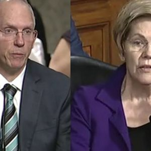 'I Plan To Hold You To These Commitments': Warren Gets Nominee To Pledge Transparency If Confirmed