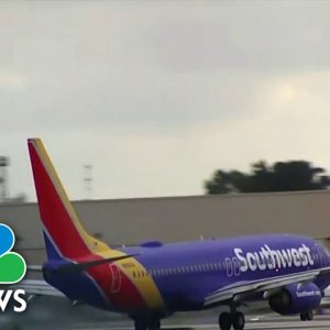 Southwest Getting Back On Track After Canceling Nearly 2,500 Flights