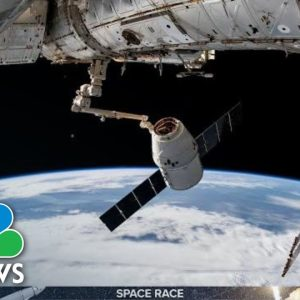 Space: Billionaires Vs. Nation States   Meet The Press Reports