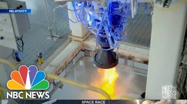 Space Colonists From Silicon Valley   Meet The Press Reports