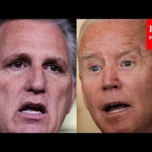 JUST IN: McCarthy Blasts Biden After New Social Spending Proposal Unveiled