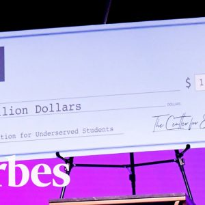 The STOP Award: A New $1 Million Education Prize | Forbes