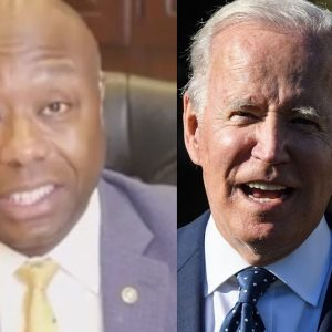 'Those Three Letters Are Scary Enough': Tim Scott Rips Biden IRS Proposal