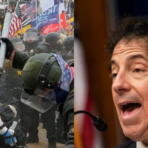'We Know An Insurrection When We See One': Raskin Eviscerates Trump's Recent False Statements