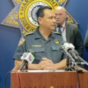 'Seemed Too Horrific To Be Real': Texas Police Hold Press Briefing After Child's Remains Found