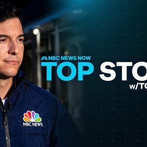 Top Story with Tom Llamas Full Broadcast - October 12th | NBC News NOW