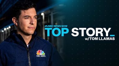 Top Story with Tom Llamas Full Broadcast - October 15th   NBC News Now
