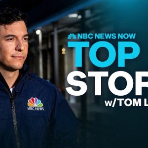 Top Story With Tom Llamas - Oct. 18 | NBC News NOW