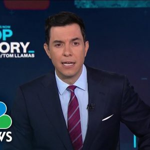 Top Story with Tom Llamas - October 27th | NBC News Now