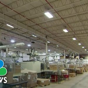 Toymakers Struggle With Supply Chain Shortages Ahead Of Holiday Season
