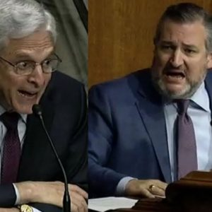 JUST IN: Ted Cruz, Garland Clash Over School Board Memo: 'Now You Don't Care?'