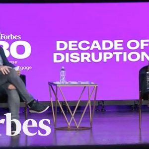 Venture Capital Chief Hears Pitches At Forbes Under 30 Summit