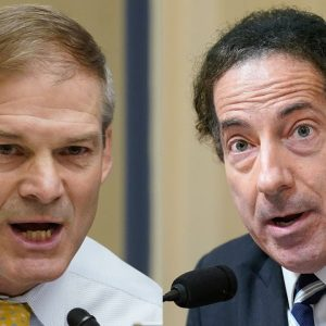 'Everybody's Always Violating Your Rights'; Raskin, Jordan Clash In Contentious House Hearing
