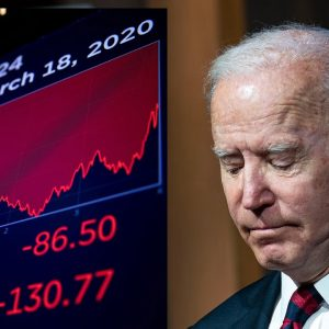 White House Confronted With Slipping Poll Numbers For Biden