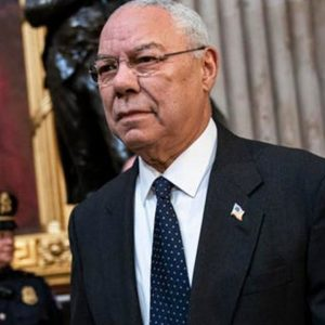 Ex-Secretary Of State Colin Powell Dies At 84 Of COVID-19 Complications