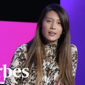 Youngest Female Unicorn Founder Reveals 'Perfect Age' To Start Company