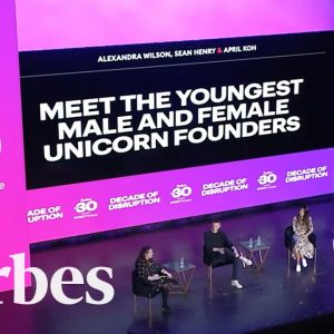 Youngest Unicorn Founders Reveal Early Formative Mistakes They Made