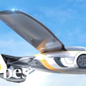'You're Going To Be Seeing Flying Cars By 2030'